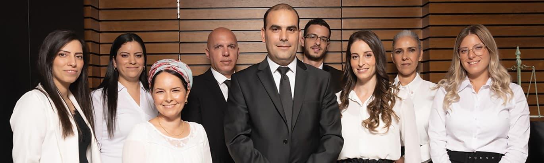 צוות משרד עורכי דין יריב ואקנין